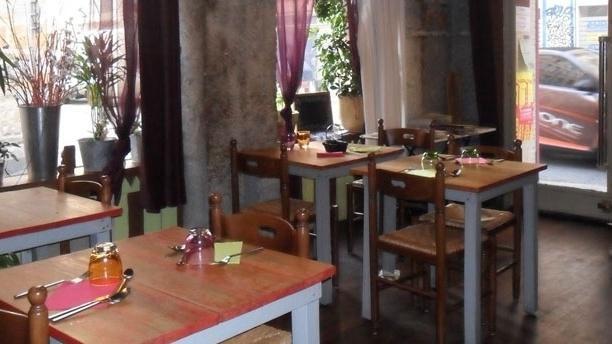 Restaurant Le Jardin Intérieur Lyon