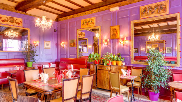 restaurant Grain de Folie