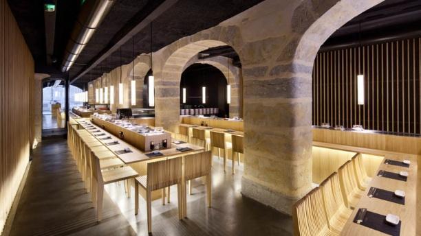 restaurant matsuri lyon presqu 39 le lyon. Black Bedroom Furniture Sets. Home Design Ideas
