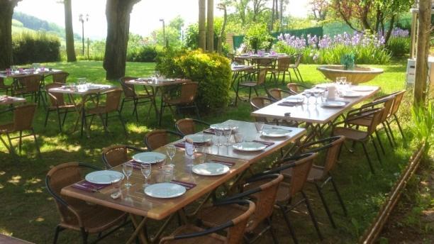 Restaurant Terrasse Ecully