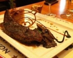 restaurant le saint cochon lyon. Black Bedroom Furniture Sets. Home Design Ideas
