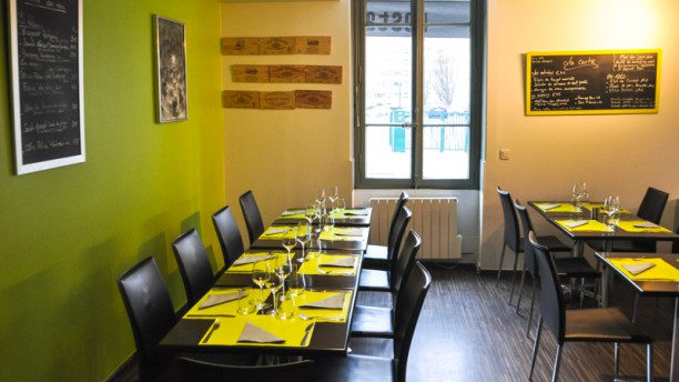 restaurant le bistrot d 39 alexis villeurbanne. Black Bedroom Furniture Sets. Home Design Ideas