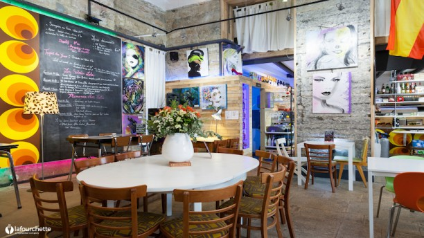 Restaurant espagnol lyon
