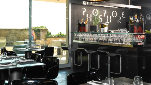 restaurant le phosphore lyon. Black Bedroom Furniture Sets. Home Design Ideas