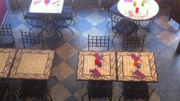 restaurant bleu soleil lyon. Black Bedroom Furniture Sets. Home Design Ideas