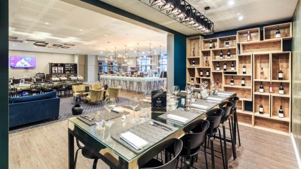 restaurant gatsby hotel restaurant chassieu. Black Bedroom Furniture Sets. Home Design Ideas