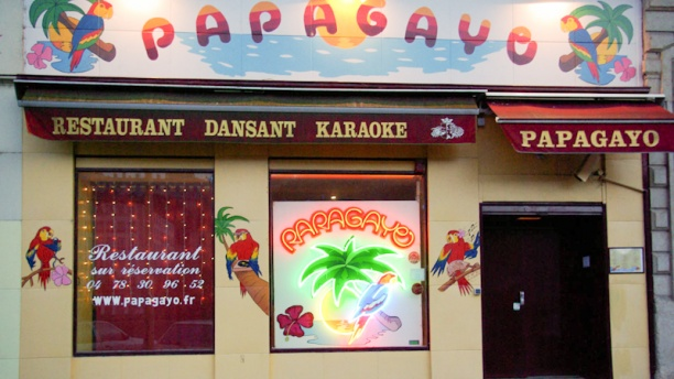 restaurant Papagayo