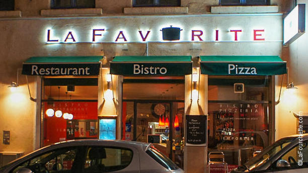 restaurant La Favorite