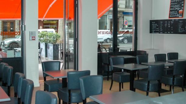 restaurant la patrie lyon. Black Bedroom Furniture Sets. Home Design Ideas