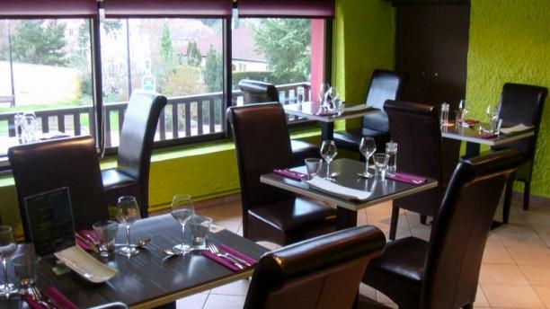 restaurant le cro ton chaponost. Black Bedroom Furniture Sets. Home Design Ideas