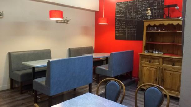 restaurant le flex fontaines sur sa ne. Black Bedroom Furniture Sets. Home Design Ideas