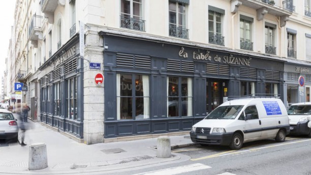 restaurant La Table de Suzanne